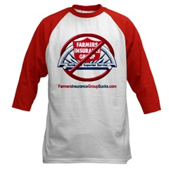 Farmers Insurance Sucks T-shirts